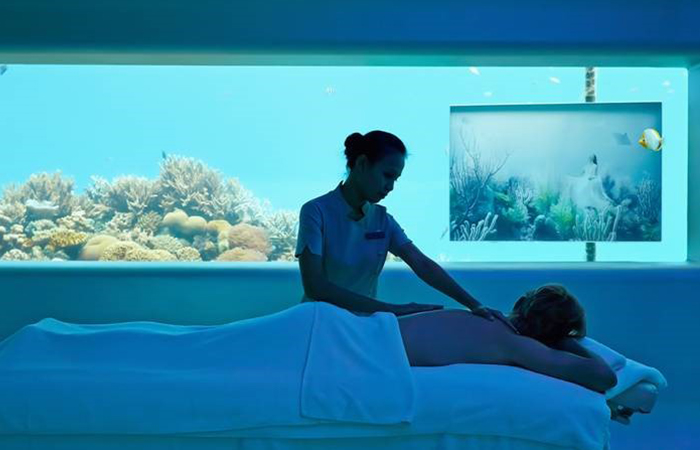 The Lime Spa, Huvafen Fushi, Maldive Islands