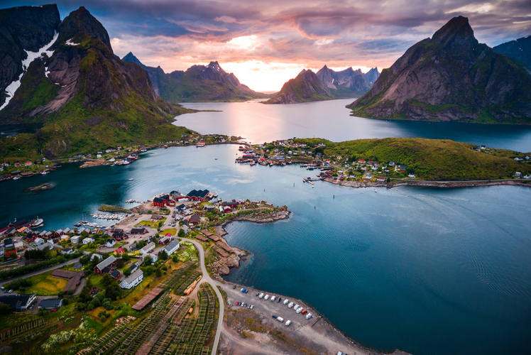 The Stunning Scenery of Scandinavia – 12 of the Best Must-See Sights