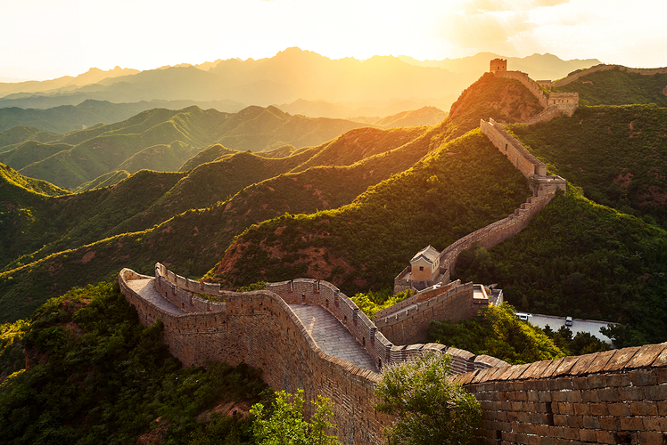 The Great Wall of China, China