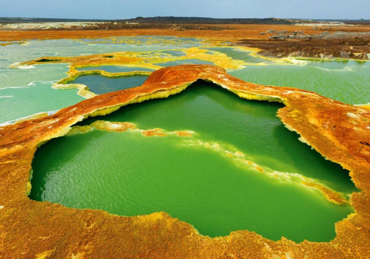 Dallol, Egypt