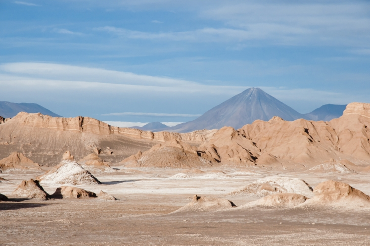 Valle de la Luna (Moon Valley), Chile