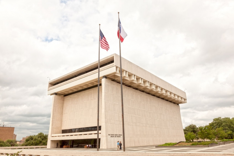 Visit the LBJ Presidential Library