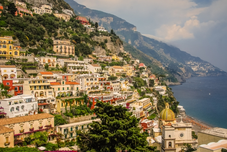 Cruises to Italy and the Amalfi Coast