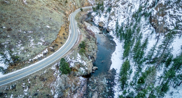 A Rugged Adventure: Careening Rocky Mountain Road Trips