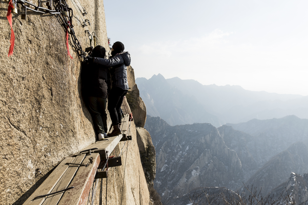 Cliff Walk, China