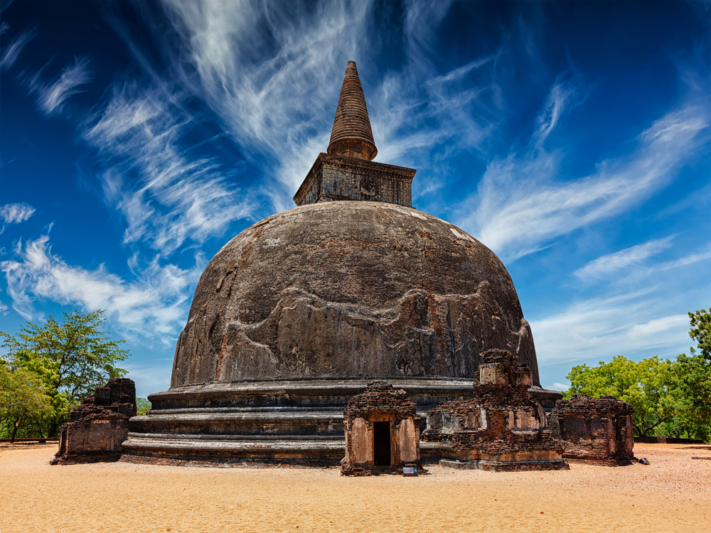 Discover Ancient Ruins in Sri Lanka