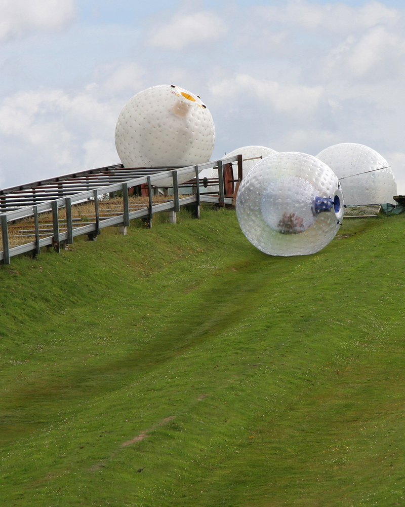 Go Zorbing, Worldwide