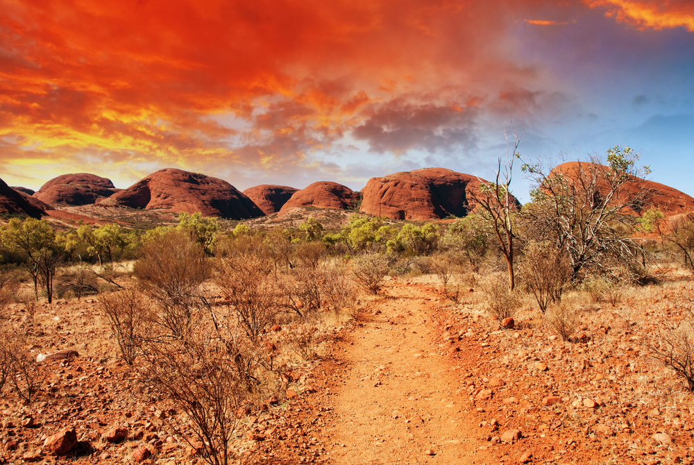 Head to the Outback for the Summer in Central Australia