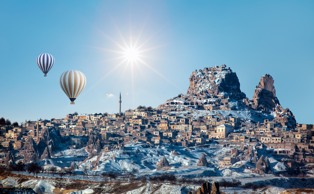 See the World in a Hot Air Balloon, Turkey
