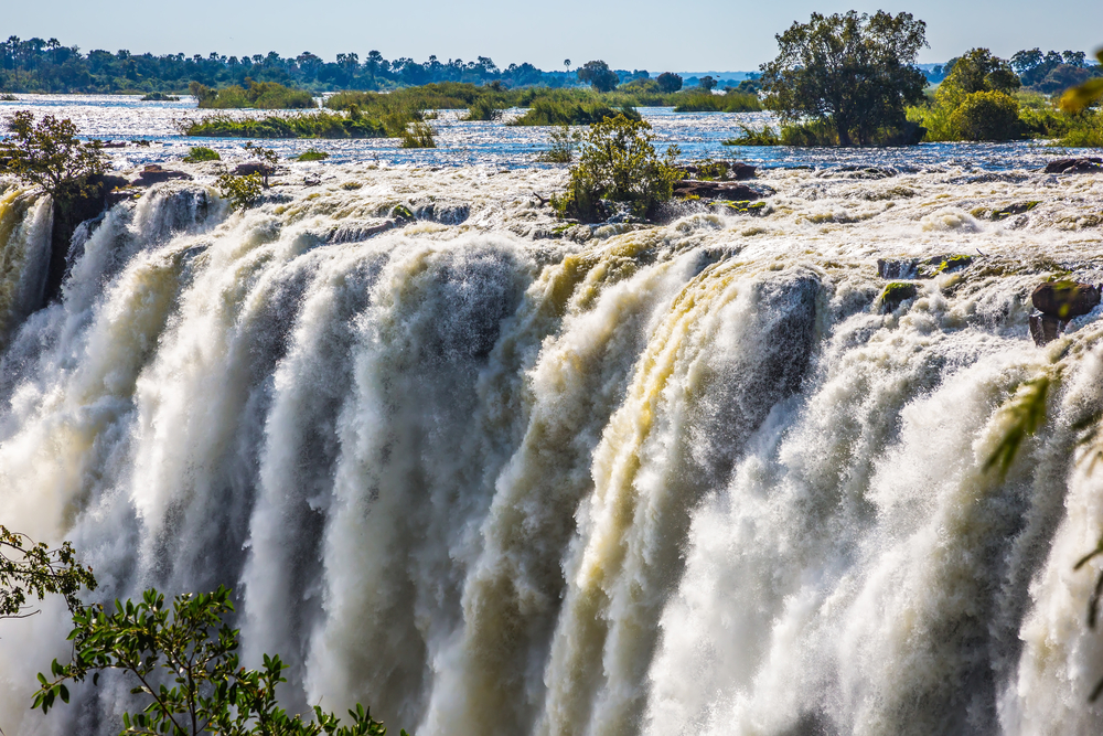 Try Whitewater Rafting, Zambia