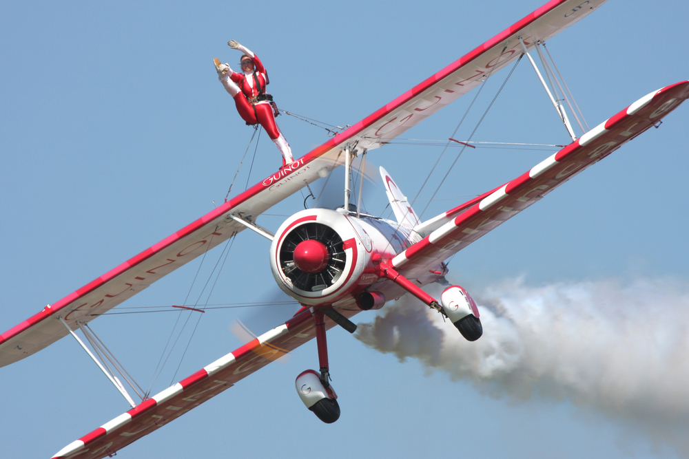 Try Wing Walking, United Kingdom