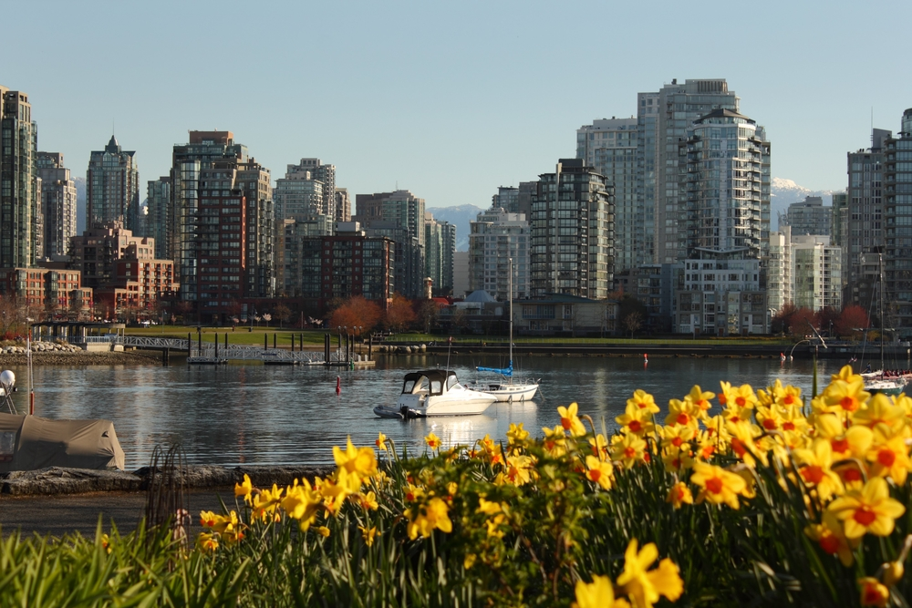 Yaletown neighbourhood at the heart of Vancouver