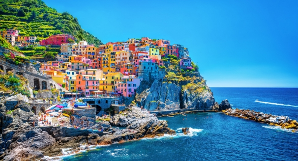 Exploring the Med: Sun-kissed shores and vivid culture