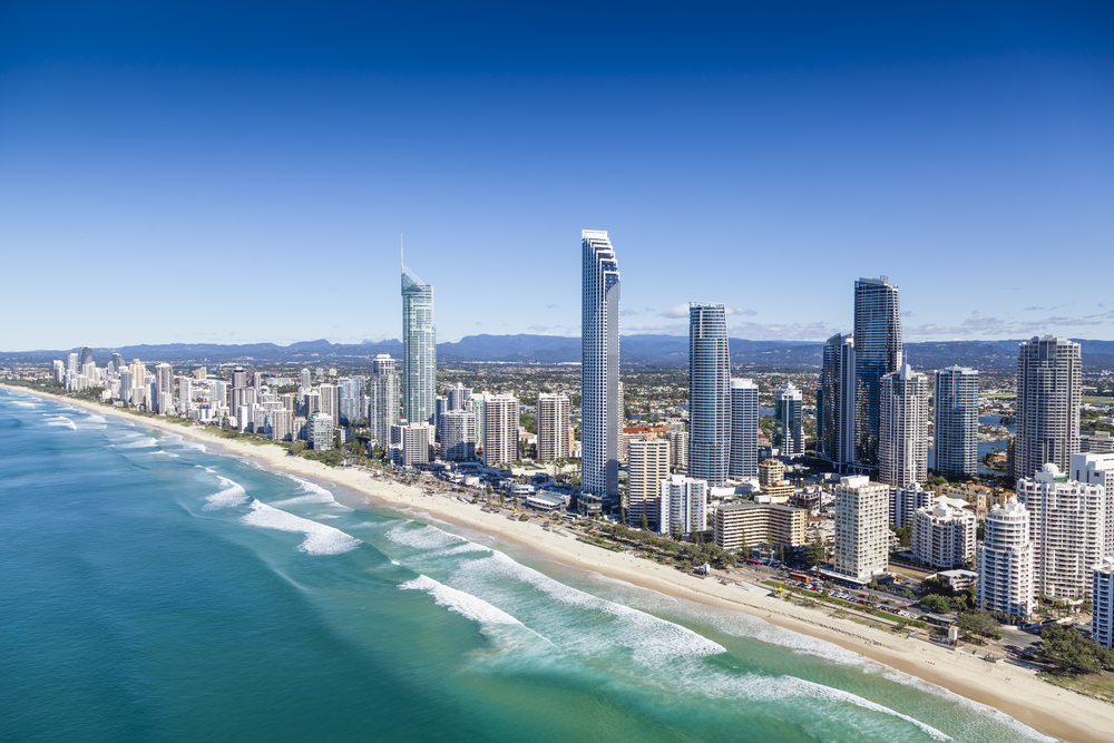 Energetic Brisbane to Chilled Out Gold Coast