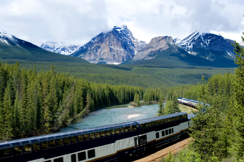Rocky Mountaineer's First Passage to the West