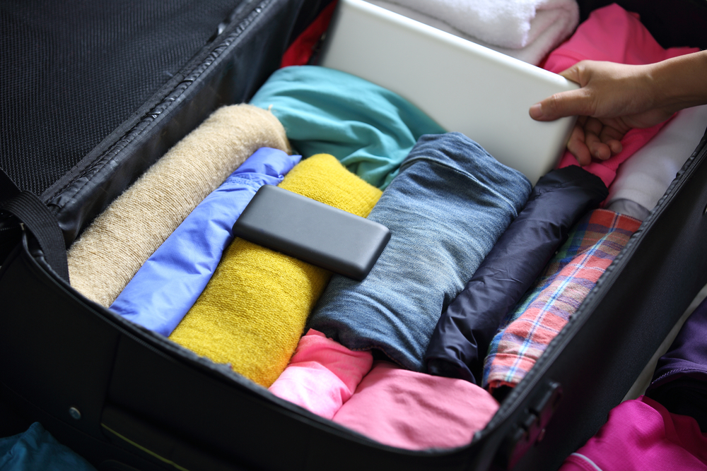 Pack Suitable Clothing