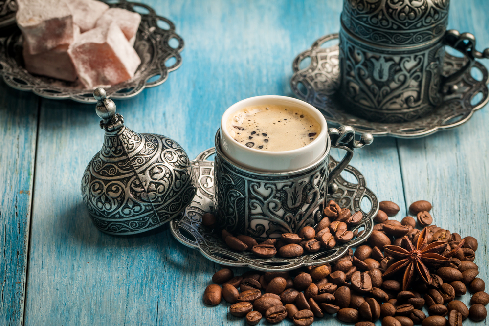 Travel to a Coffee Lover's Haven- Turkey