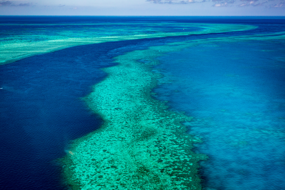 #8 Great Barrier Reef, Australia